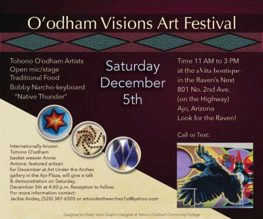 Tohono O'odham Visions
